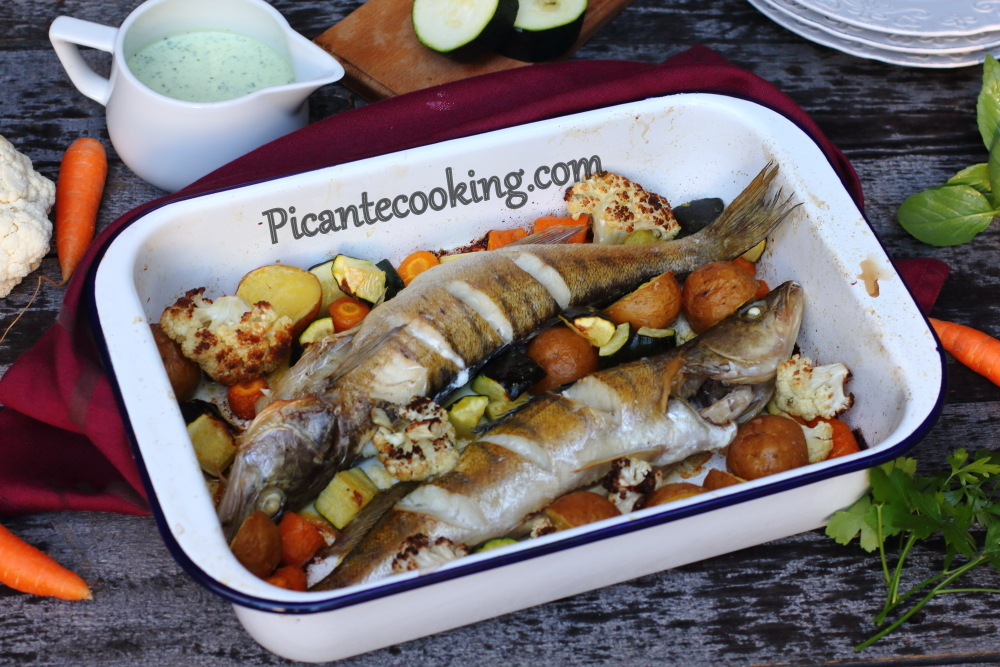 Fish with vegetables and yogurt8.JPG