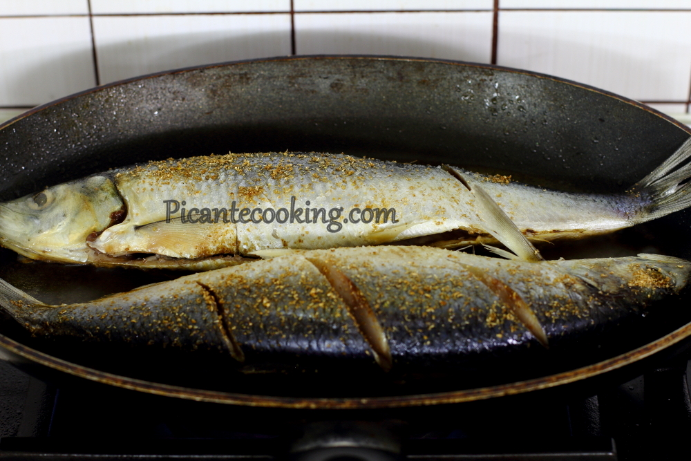 Herring with coriander3.JPG