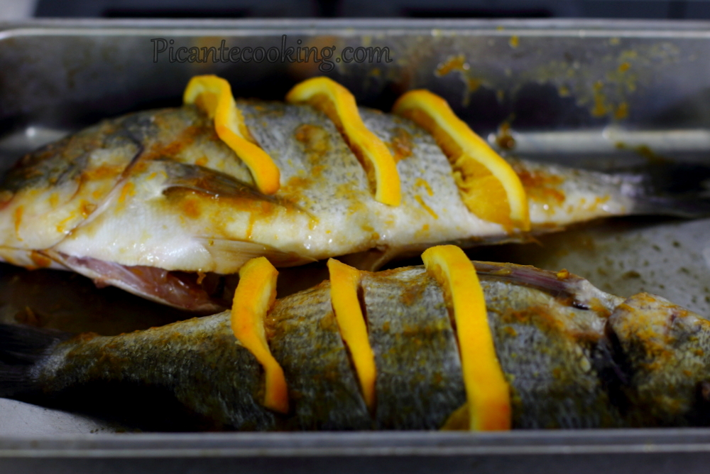 Sea bream with oranges5.JPG