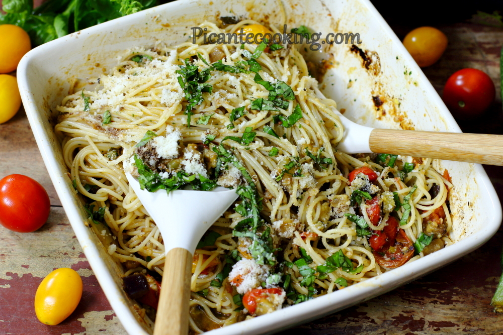 Roasted vegetables pasta11.JPG