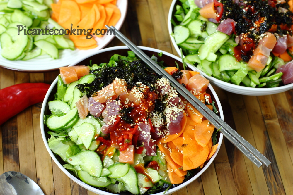 Korean sushi salad10.JPG