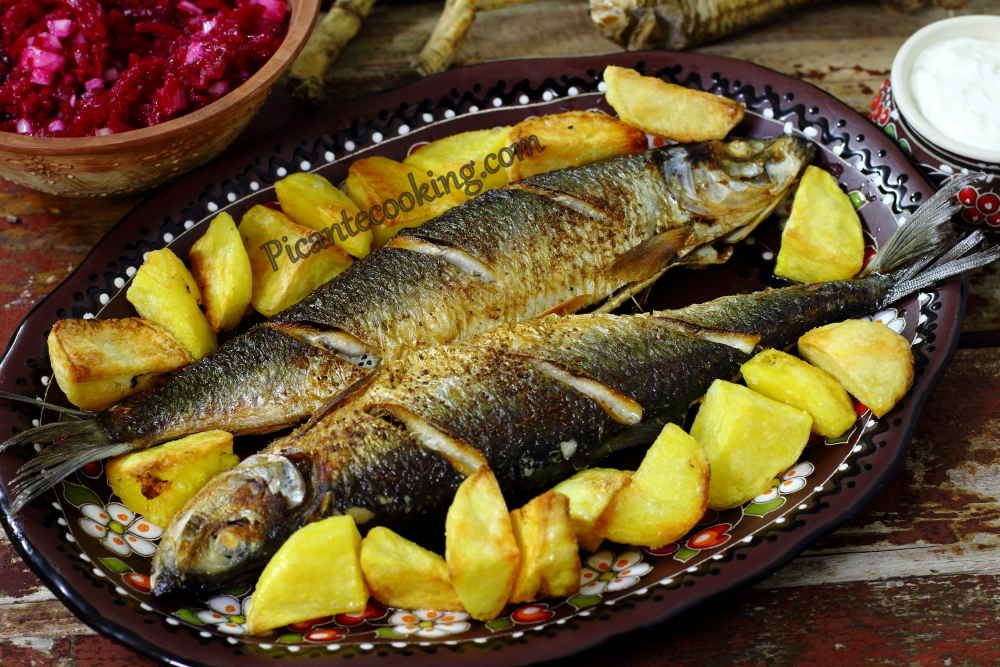 Herring with coriander6.JPG