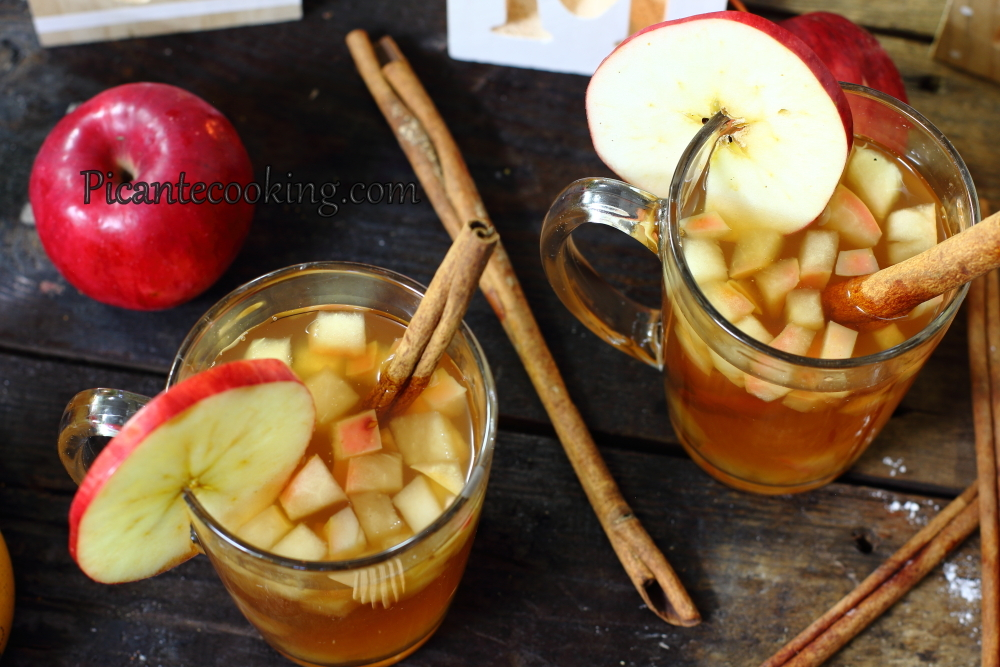 apple juice with honey9.JPG