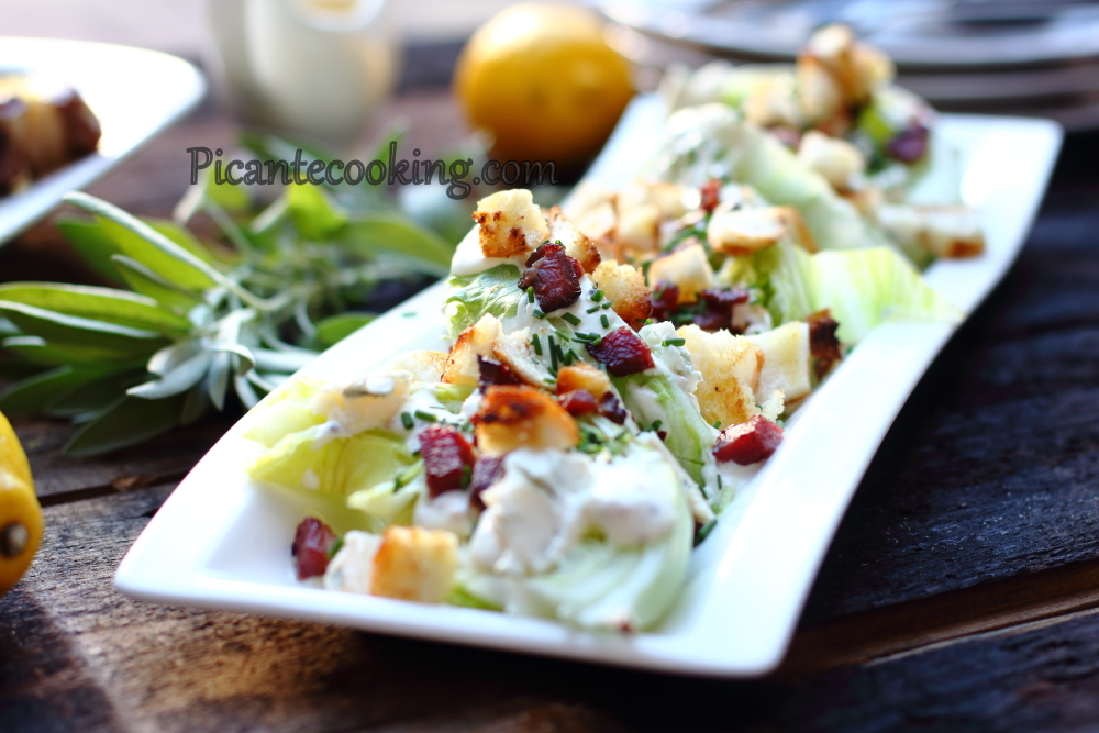 iceberg salad with bacon8.JPG