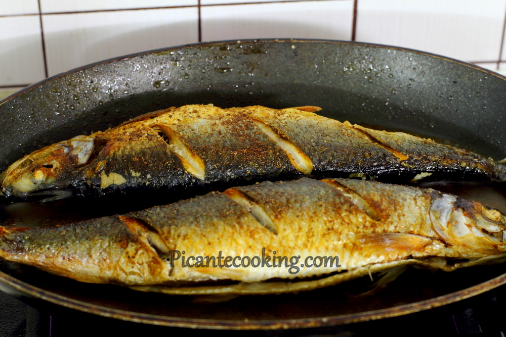 Herring with coriander4.JPG