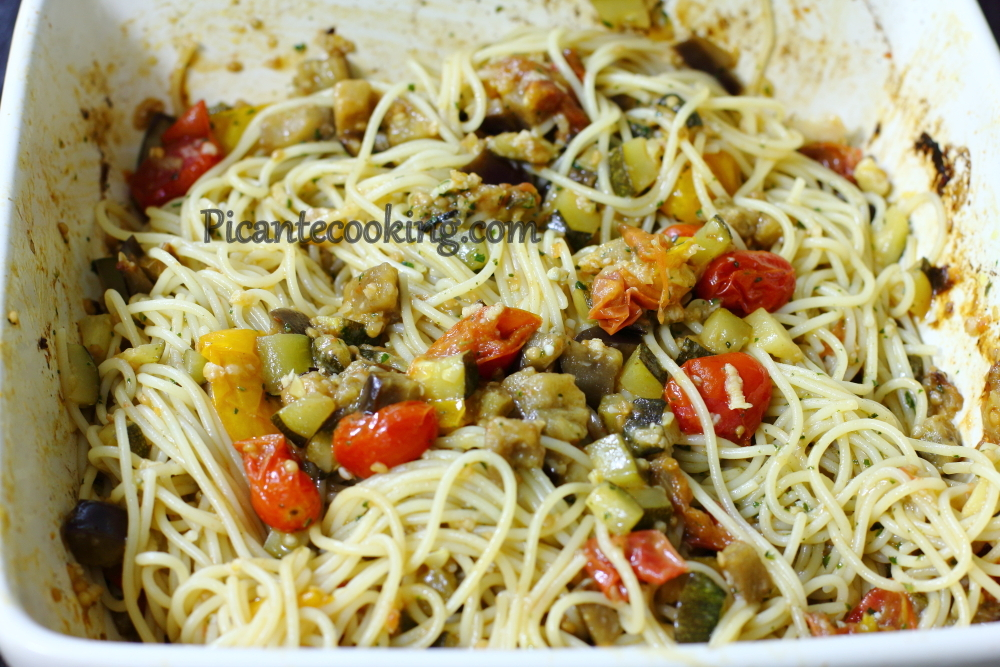 Roasted vegetables pasta5.JPG