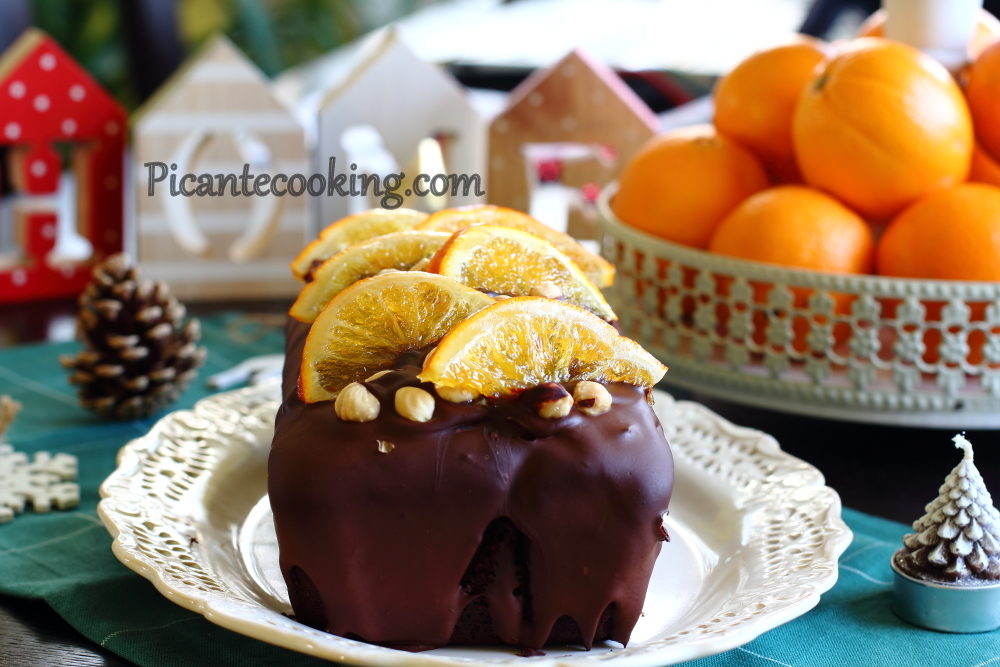 Chocolate cake with nuts14.JPG