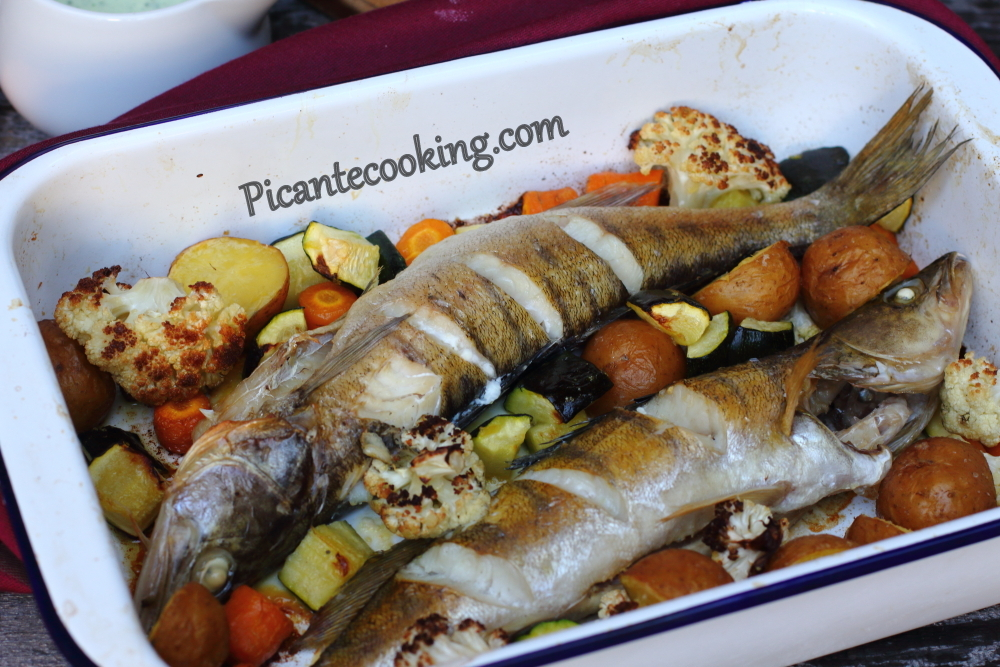 Fish with vegetables and yogurt9.JPG