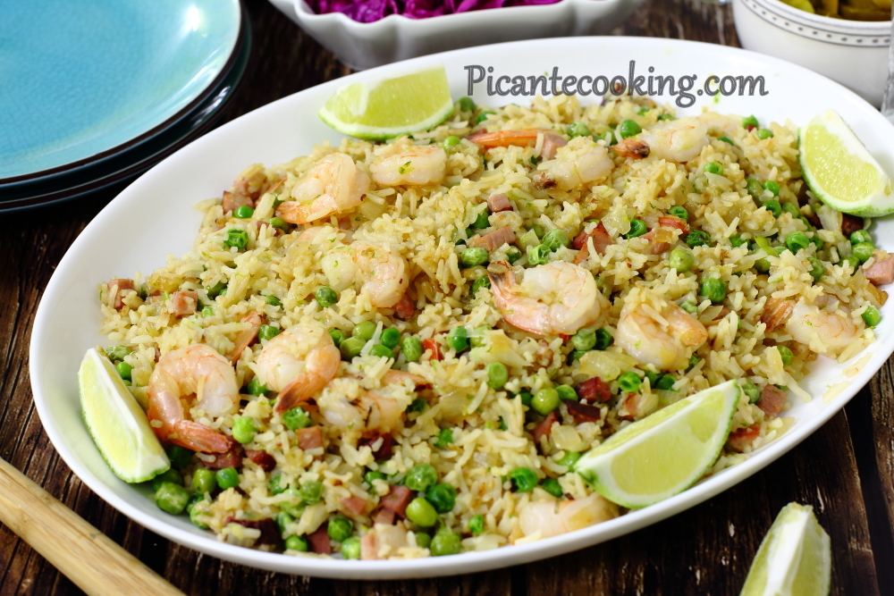 Shrimp with rice11.JPG