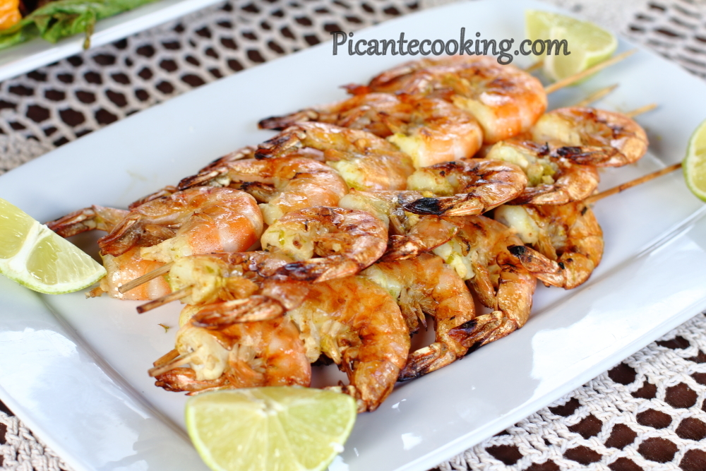 Grilled shrimps5.JPG