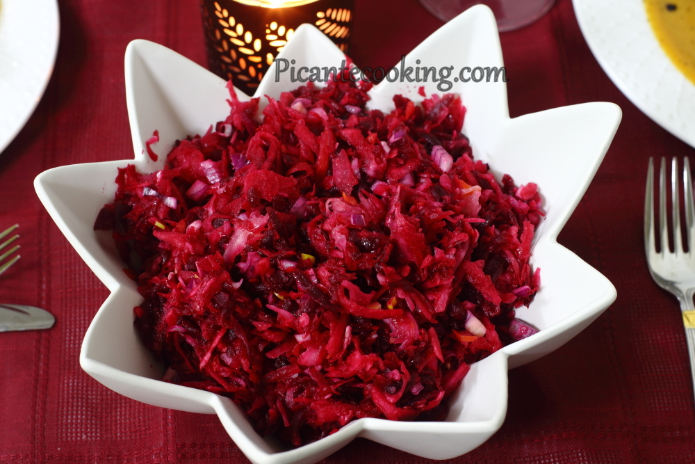 Beetroot sourcabbage salad5.JPG