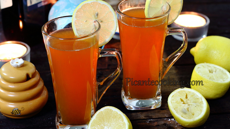 Горячий Тодди (Hot Toddy)
