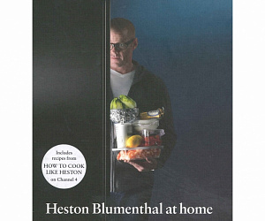 "Książka kucharska ""Heston Blumenthal at home"""