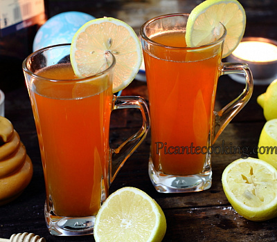 Grzaniec Hot Toddy